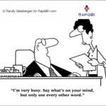 RapidBI Daily Business Cartoon #230
