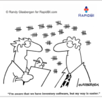 RapidBI Daily Business Cartoon #238